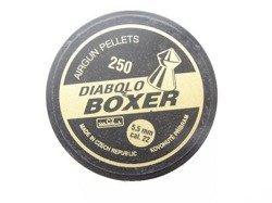 Pellet Diabolo Boxer 5,5 mm 200 pcs.