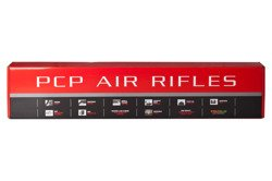 Airgun AirMaster Puncher PCP Synthetic 4,5 mm