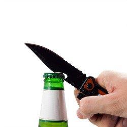 Knife Kandar with flashlight