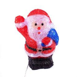 Figura akrylowa Święty Mikołaj LED EP-180 4W