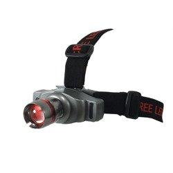 Flashlight Red Pieces