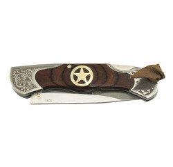 Nóż składany Columbia Star mały