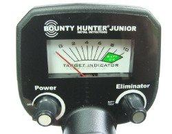 Wykrywacz metali Bounty Hunter Junior