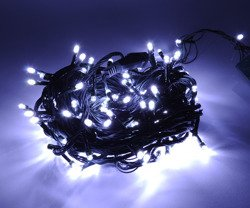 Lampki choinkowe LED 200 białe ZK Ł