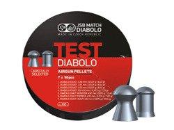 Śrut Diabolo JSB Exact Tester 4,5 mm 7x50szt.