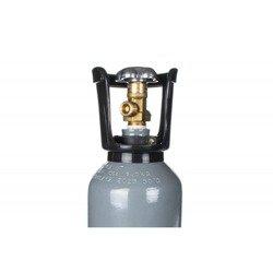 Butla z CO2 6kg (8L) z syfonem (pełna) + Przetoczka CO2