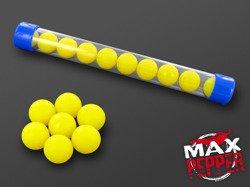 Kule gumowe Maxpepper Rubber Strong 10szt. cal. 68