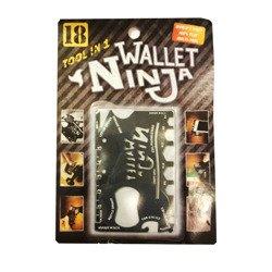 Multitool Ninja Wallet