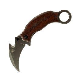 Nóż Karambit Wooden Sun