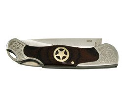 Nóż składany Columbia Star duży