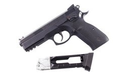 Pistolet CZ 75 P-01 Shadow 4,5 mm