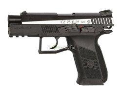 Pistolet CZ 75 P-07 Duty Blow Back Dual Tone 4,5 mm