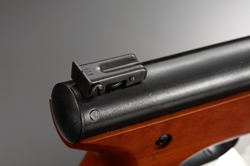 Pistolet jednostrzałowy Tytan S2 drewno 4,5 mm
