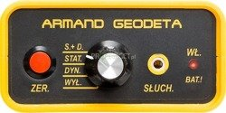 Wykrywacz metali Armand Geodeta